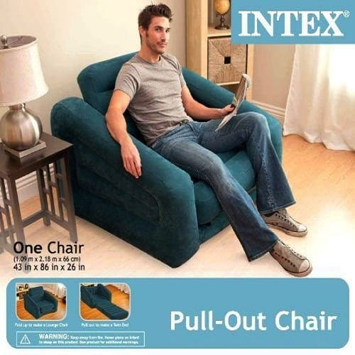 Intex Pull Out Chair Inflatable Bed, Intex Pull Out Sofa